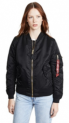 Alpha Industries Женская куртка Alpha Industries МА-1 Women